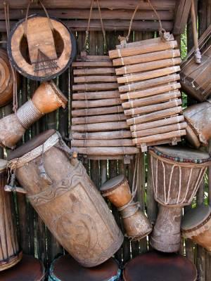 Percussioni Etniche